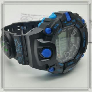 新品☆送料無料☆腕時計デジタル多機能LED ボーイズ(キッズ)から大人まで♪(腕時計(デジタル))