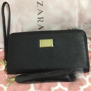 ザラ(ZARA)のZARA 長財布(財布)