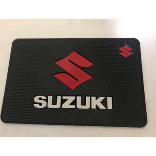 スズキ(スズキ)のSUZUKI滑り止めマット(車内アクセサリ)