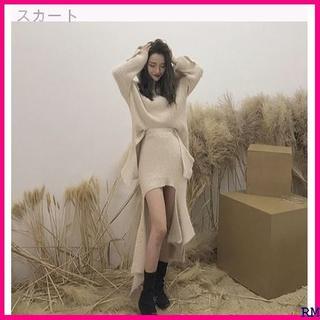 ☆恋☆  ハイウエスト トップス ヘッジ 不規則な 新しいデザイン 秋服 467(その他)