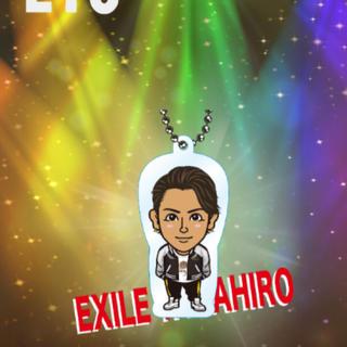 エグザイル(EXILE)のEXILE TAKAHIRO クリアチャーム トラステ オンラインガチャ(ミュージシャン)