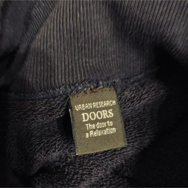 DOORS / URBAN RESEARCH(ドアーズ)のシェリー様 DOORS URBAN RESEARCH パーカー レディースのトップス(パーカー)の商品写真