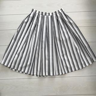 クリアインプレッション(CLEAR IMPRESSION)のクリアインプレッション フレアスカート(ひざ丈スカート)