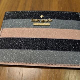 ケイトスペードニューヨーク(kate spade new york)の新品 Kate Spade カードケース(名刺入れ/定期入れ)