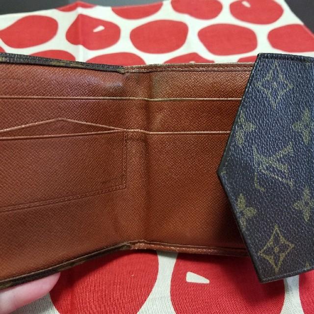 LOUIS VUITTON(ルイヴィトン)のLouis Vuitton 二つ折り財布 レディースのファッション小物(財布)の商品写真