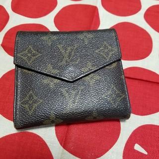 ルイヴィトン(LOUIS VUITTON)のLouis Vuitton 二つ折り財布(財布)