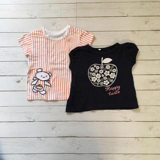 ユニクロ(UNIQLO)のTシャツ2枚セット(Tシャツ)