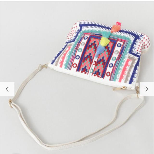 Sonny Label(サニーレーベル)の新品タグ付き2WAYクラッチバック☺︎ レディースのバッグ(クラッチバッグ)の商品写真