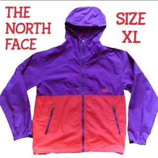 【THE NORTH FACE】ノースフェイス✱サイズXL✱ナイロンジャンパー(ナイロンジャケット)