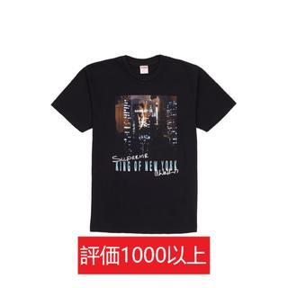 シュプリーム(Supreme)のSupreme King Of New York Tee 黒L(Tシャツ/カットソー(半袖/袖なし))