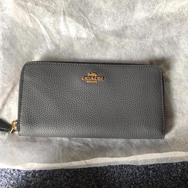 COACH(コーチ)のCOACH  長財布  未使用 メンズのファッション小物(長財布)の商品写真