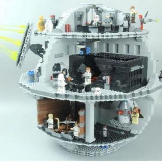 LEPIN社 3803ピース  デススター スターウォーズシリーズ レゴ互換(模型/プラモデル)