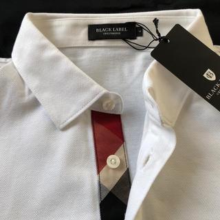 ブラックレーベルクレストブリッジ(BLACK LABEL CRESTBRIDGE)のクレストブリッジ  ブラックレーベル  ポロ  4号(XL)(ポロシャツ)