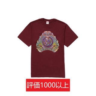 シュプリーム(Supreme)のSupreme Knot Tee 濃赤L(Tシャツ/カットソー(半袖/袖なし))