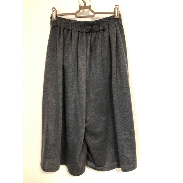 ガウチョパンツスカート レディースのパンツ(カジュアルパンツ)の商品写真