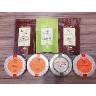 ルピシア(LUPICIA)のルピシア LUPICIA 紅茶&お茶セット(茶)