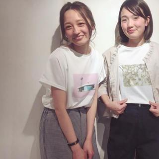 フラワー(flower)のhappy gingham pants ~ハッピーギンガムパンツ(カジュアルパンツ)