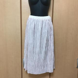 ナチュラルクチュール(natural couture)の新品 ナチュラルクチュール スカート (ひざ丈スカート)
