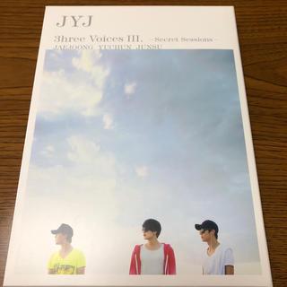 ジェイワイジェイ(JYJ)のJYJ 3hree Voices Ⅲ Secret Sessions(K-POP/アジア)