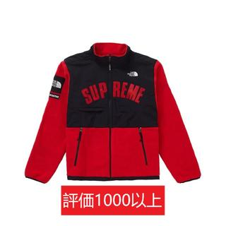 シュプリーム(Supreme)のTNF Arc Logo Denali Fleece Jacket 赤L(その他)