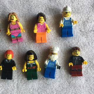Lego - レゴ LEGO 正規品 ミニフィグ 小物 【中古】