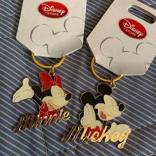 ディズニー(Disney)のディズニー ペアキーホルダー(キーホルダー)