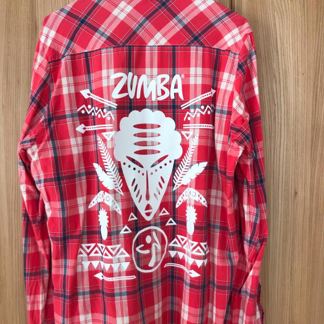 Zumba(ズンバ)のzumbaウエアー スポーツ/アウトドアのスポーツ/アウトドア その他(ダンス/バレエ)の商品写真
