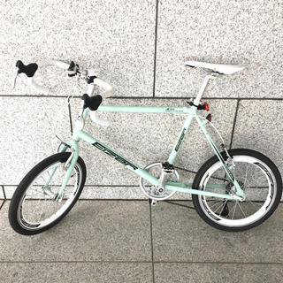 EIZER ミニベロロードバイク M101