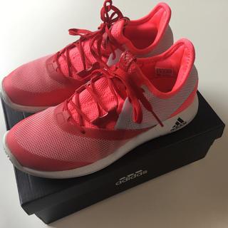 アディダス(adidas)の★pine様専用★アディダス テニスシューズdefiant bounce w23(シューズ)
