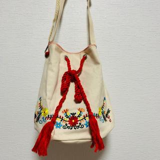 ソルベリー(Solberry)のsoulberry◆刺繍ショルダーバッグ(ショルダーバッグ)