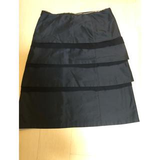 アルティザン(ARTISAN)の アルチザンARTISAN  スカート  11号 ネイビー(ひざ丈スカート)