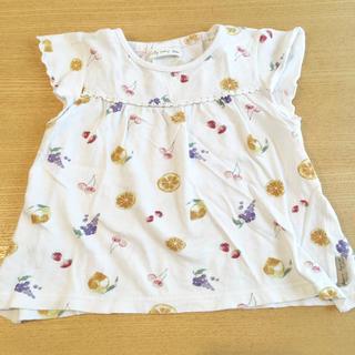 キムラタン(キムラタン)のフルーツ柄トップス 100cm(Tシャツ/カットソー)