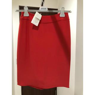 アルマーニ コレツィオーニ(ARMANI COLLEZIONI)のアルマーニ スカート 新品(ひざ丈スカート)