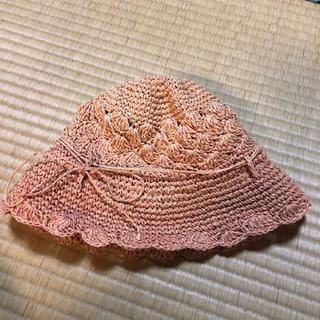 ムジルシリョウヒン(MUJI (無印良品))の無印 キッズ 帽子 52(帽子)