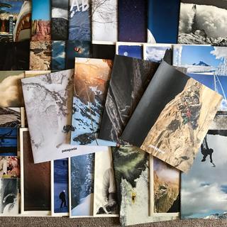 パタゴニア(patagonia)のPatagonia カタログ 40冊くらい(その他)