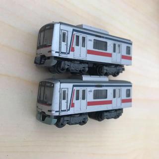 バンダイ(BANDAI)のBトレイン 東急5080系 目黒線 先頭車(鉄道模型)