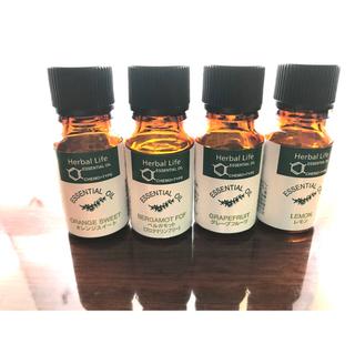 セイカツノキ(生活の木)の生活の木 精油4種オレンジスイート,ベルガモット,グレープフルーツ,レモン(エッセンシャルオイル(精油))
