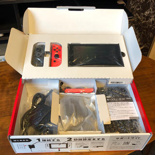 Nintendo Switch - 任天堂Switch 本体 中古