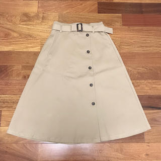 POWDER SUGAR - ロングスカート