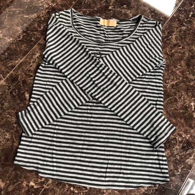BABYLONE(バビロン)の長袖Tシャツ レディースのトップス(Tシャツ(長袖/七分))の商品写真