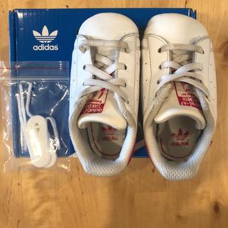 アディダス(adidas)のスタンスミス 11センチ ファーストシューズ(スニーカー)
