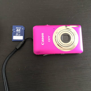 キヤノン(Canon)のカメラ canon(コンパクトデジタルカメラ)