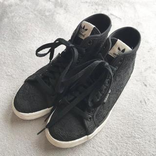 アディダス(adidas)のadidas originals❤︎スニーカー 23.5㎝(スニーカー)