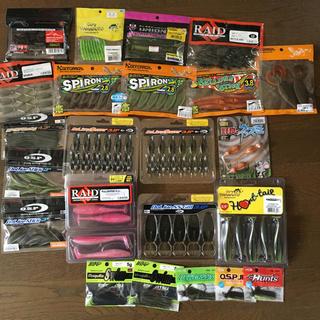 オスプレイ(Osprey)の新品、未開封、ワーム、ジグ、スイムジグセット(ルアー用品)