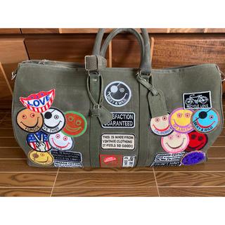 JAM HOME MADE & ready made - readymade over night bag