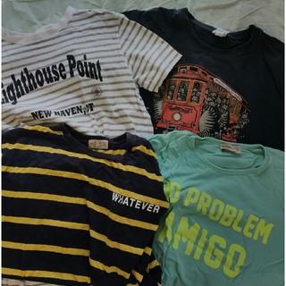 ザラ(ZARA)のボーイズ Tシャツ4枚セット!(Tシャツ/カットソー)