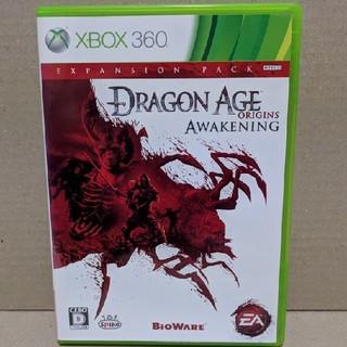 エックスボックス360(Xbox360)のXBOX 360 ドラゴンエイジ:オリジンズ - アウェイクニング(日本語版)(家庭用ゲームソフト)