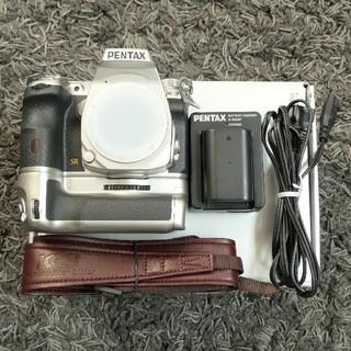 PENTAX - Pentax K-3 Premium Silver Edition