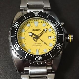 セイコー(SEIKO)のセイコー ダイバーウォッチ  SEIKO  PROSPEX  SKA367(腕時計(アナログ))