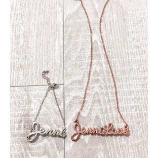 ジェニィ(JENNI)のJENNI LOVE ネックレス&ブレスレット(その他)